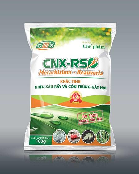 Chế phẩm trừ sâu sinh học CNX-RS